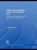 Omslag State Accountability under International Law