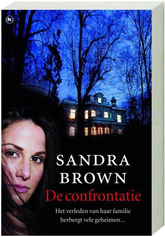 De Confrontatie - Sandra Brown | Readingchampions.org.uk