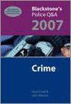 Police Q&A Crime 2007 Polqa P