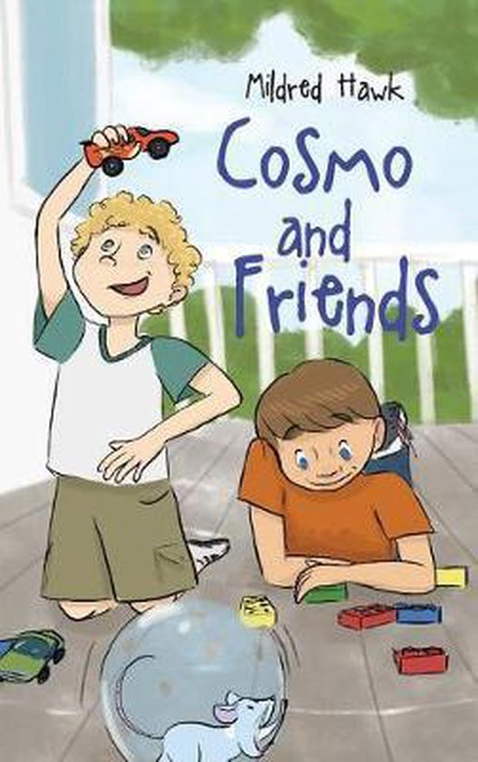 Cosmo and Friends