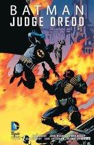 Batman / judge dredd hc01. batman / judge dredd