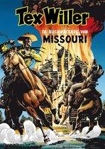 Tex Willer 5 - De bushwackers van Missouri