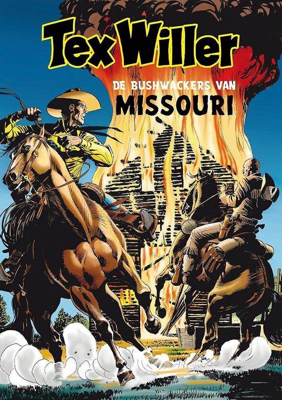 De bushwackers van Missouri - Bruno Brindisi  