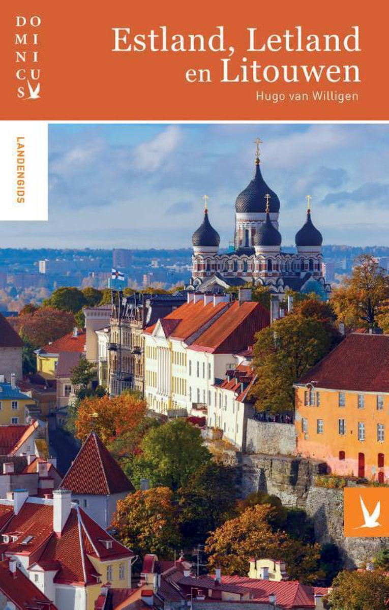 Dominicus  -   Estland, Letland en Litouwen - Hugo Willigen