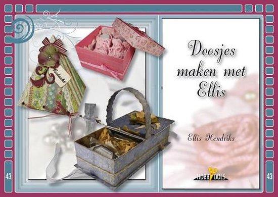 Doosjes maken met Ellis Hobbydols 43 - E. Hendriks |