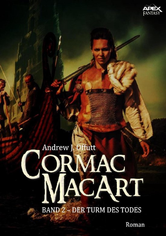CORMAC MACART, Band 2: DER TURM DES TODES