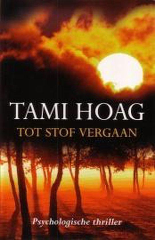 Tot stof vergaan - Tami Hoag pdf epub
