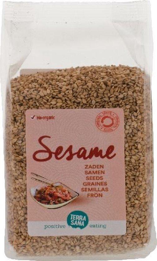 Sesame Seeds Roasted