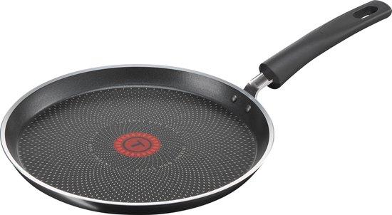 Tefal Comfort Grip Pannenkoekenpan - Voor alle warmtebronnen, ook inductie - Ø 25 cm