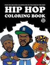 Afbeelding van Hip Hop Coloring Book