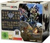 Nintendo New 3DS HW Monster Hunter 4 U. + CP