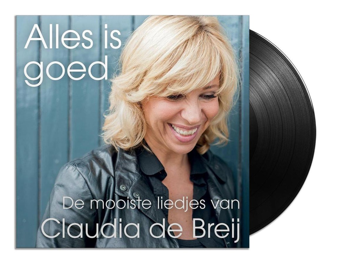 Alles Is Goed (LP) - Claudia de Breij