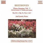 Beethoven: Piano Sonatas Vol.7
