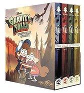 Boek cover Disney Gravity Falls Cinestory Comic Boxed Set van Disney