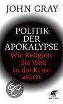 Omslag Politik der Apokalypse