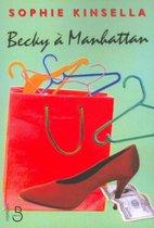 Omslag Becky à Manhattan