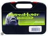 Albatros Cyprihunt Bite Indicator Set - Beetmelder Set - 3+1