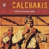 Flutes De Pan Des Andes