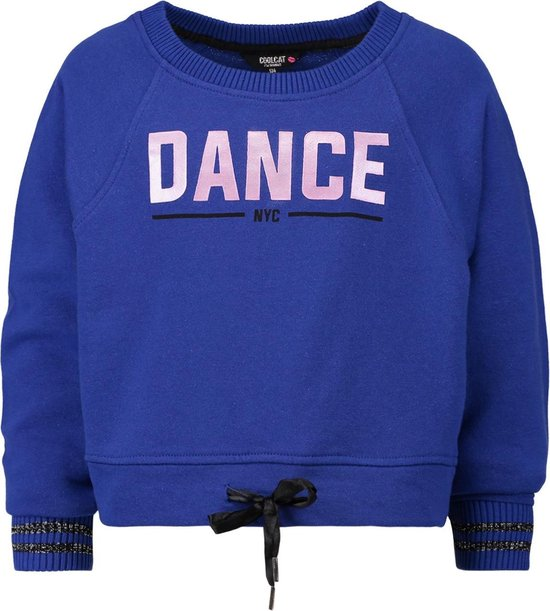 CoolCat trui blauw | wehkamp