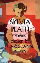 Boek cover Sylvia Plath Poems Chosen by Carol Ann Duffy van Sylvia Plath