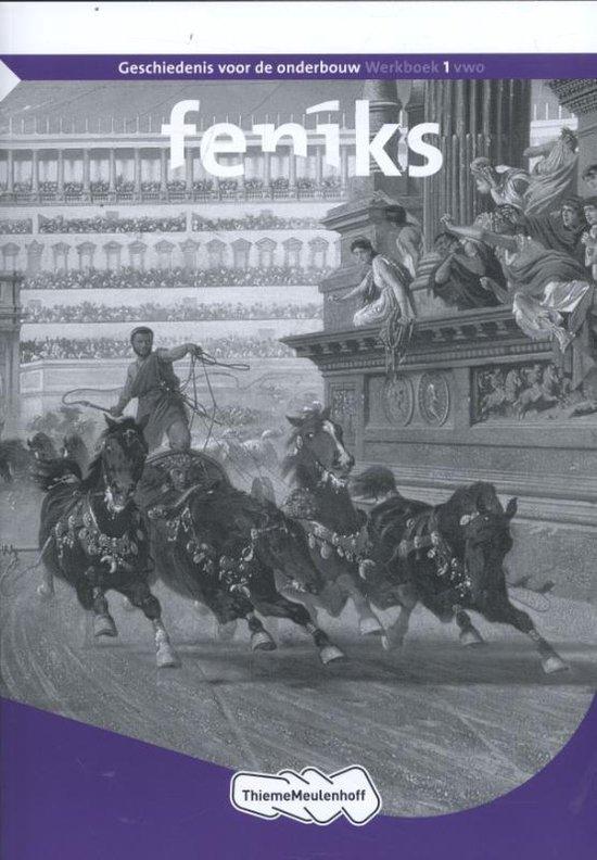 Feniks Werkboek vwo - Raymond de Kreek |