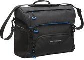 New Looxs Sports Messenger Laptop Fietstas - 15 liter - Zwart