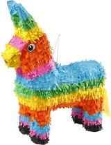 Party Piñata, afm 39x13x55 cm, 1 stuk, sterke kleuren