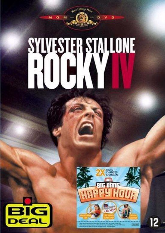 Cover van de film 'Rocky IV'