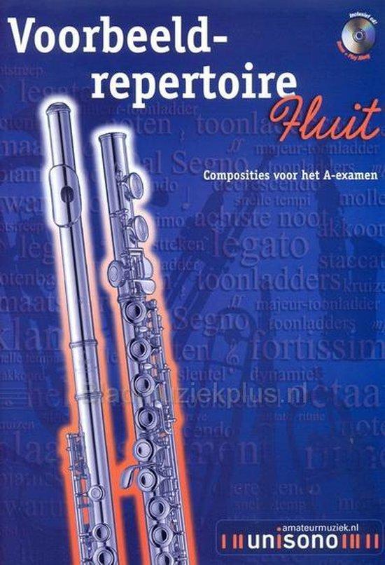 flute Voorbeeldrepertoire - Divers |