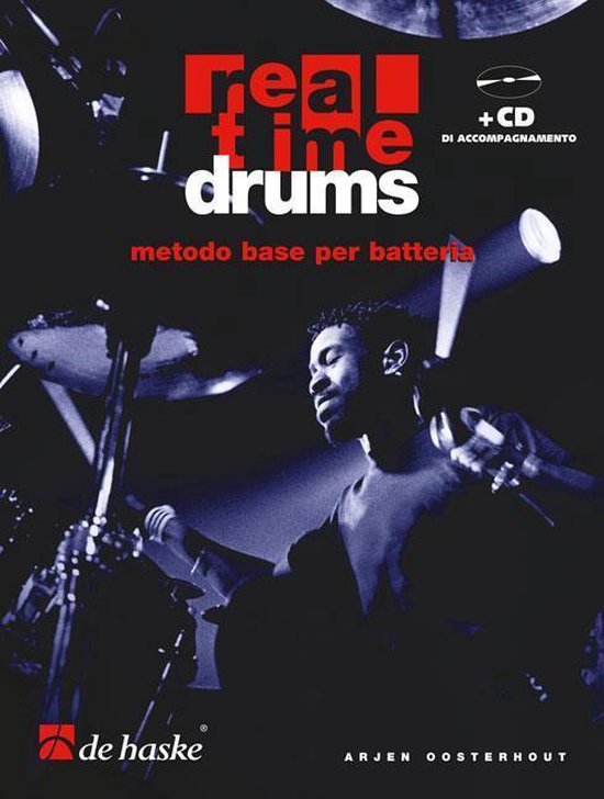 Real Time Drums It - A. Oosterhout   Fthsonline.com
