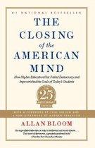Boek cover The Closing of the American Mind van Allan Bloom