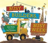 Busy Builders, Busy Week!