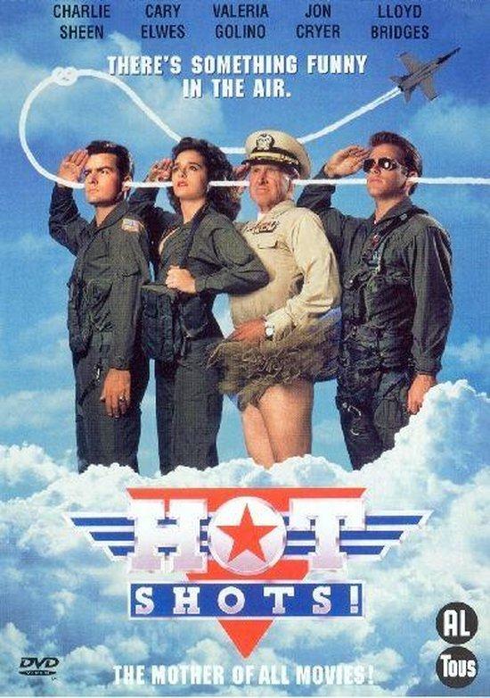 Cover van de film 'Hot Shots'