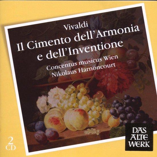 Vivaldi:Il Cimento Dell'Armoni