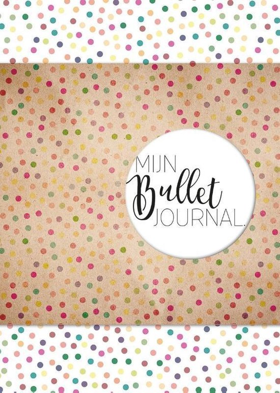 Mijn Bullet Journal - Confetti