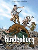 Hindenburg Hc02. de arrogantie van de lafaards