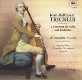 Tricklir: Cello Concertos No.4 In D, No.6 In G, No