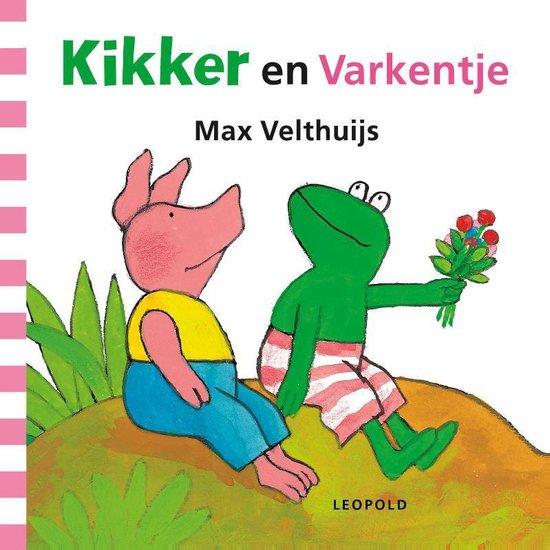 Kikker en Varkentje - Max Velthuijs |