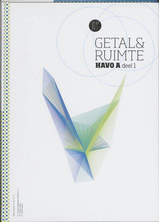 Getal & Ruimte / Deel 1 / deel Havo A - L.A. Reichard | Fthsonline.com