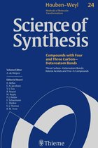 Omslag Science of Synthesis: Houben-Weyl Methods of Molecular Transformations Vol. 24