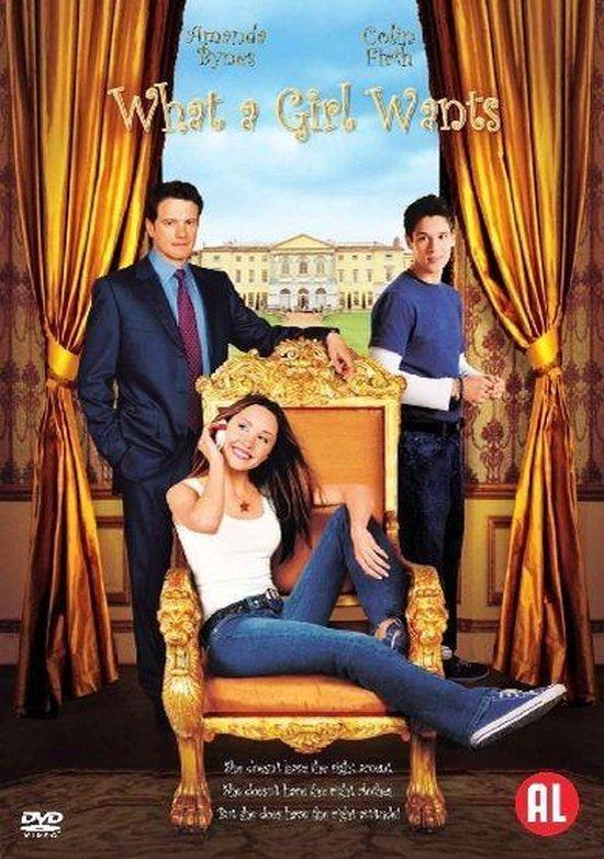 Cover van de film 'What A Girl Wants'