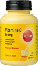 Roter Vitamine C Boost 500 mg Citroen - Voedingssupplement - 50 tabletten