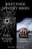 Riley Paige Mystery Bundle: Once Stalked (#9) and Once Lost (#10)