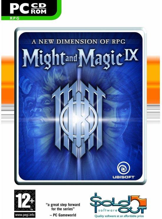 Might & Magic IX – Windows