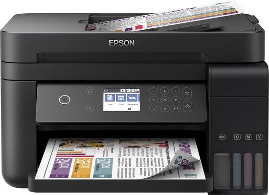 Epson EcoTank ET-3750 - All-In-One Printer
