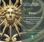 Lully: Les Divertissements de Versailles / Christie, et al