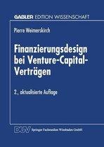 Finanzierungsdesign Bei Venture-Capital-Vertragen