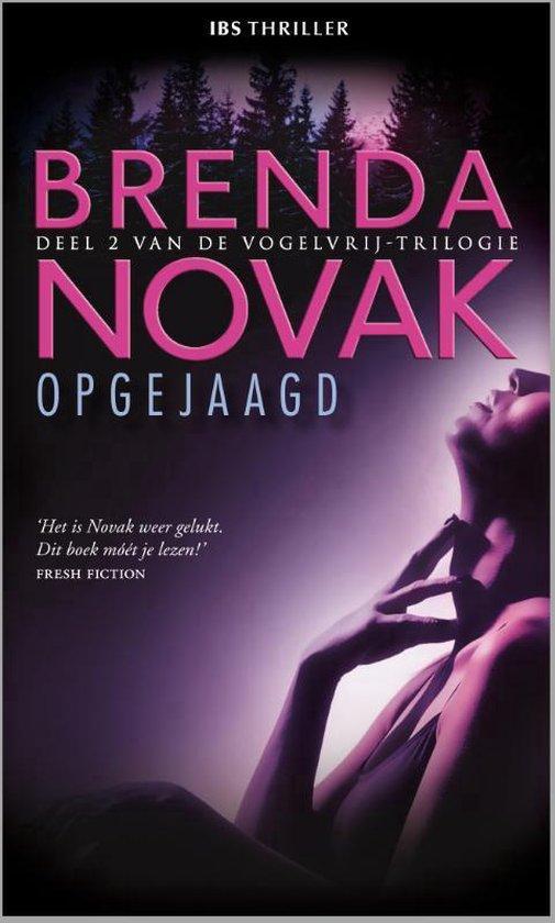 Opgejaagd - Brenda Novak  