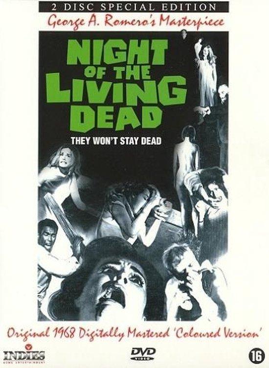 Cover van de film 'Night Of The Living Dead'