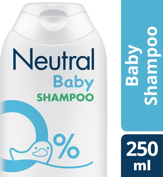 Neutral Parfumvrij - 250 ml - Baby Shampoo